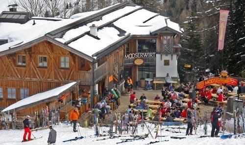 Food + Drink Mountains + Skiing snow outdoor skiing weather Ski geological phenomenon people ski equipment Winter Resort piste winter sport