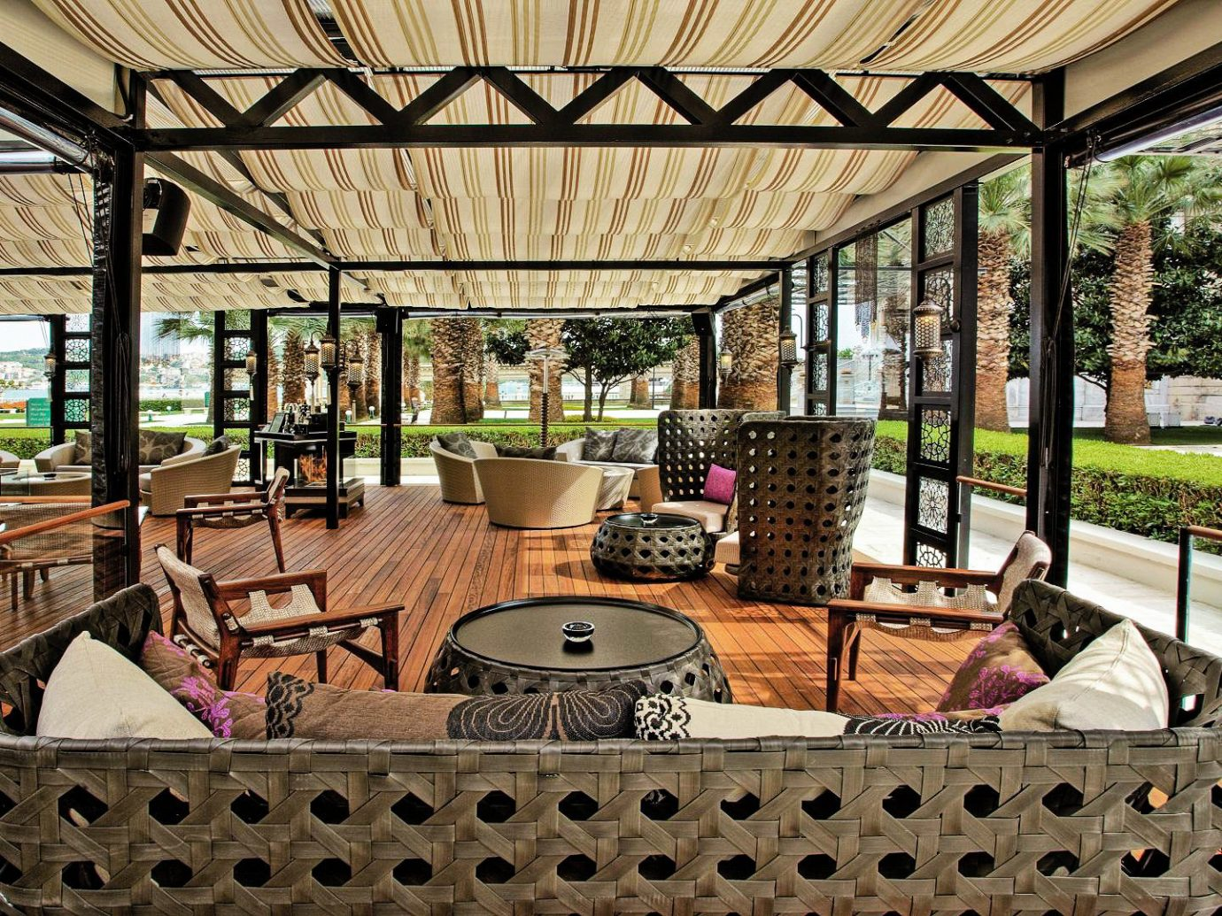 Boutique Hotels Hotels Luxury Travel building real estate outdoor structure Patio estate interior design roof furniture