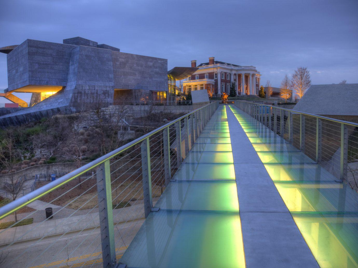 Trip Ideas scene outdoor pier light night reflection platform evening screenshot waterway