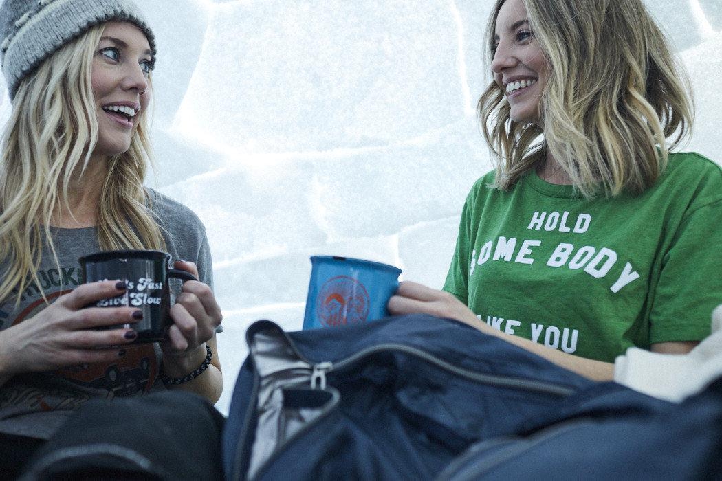 Health + Wellness Meditation Retreats Offbeat person outdoor cellphone