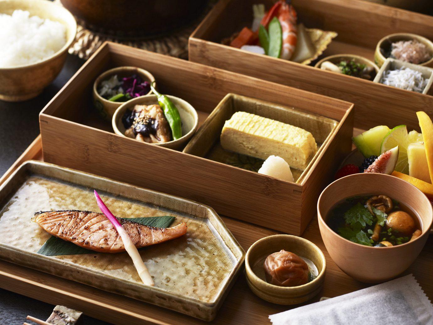 Food + Drink dish indoor cuisine food meal chopsticks breakfast asian food recipe kaiseki several