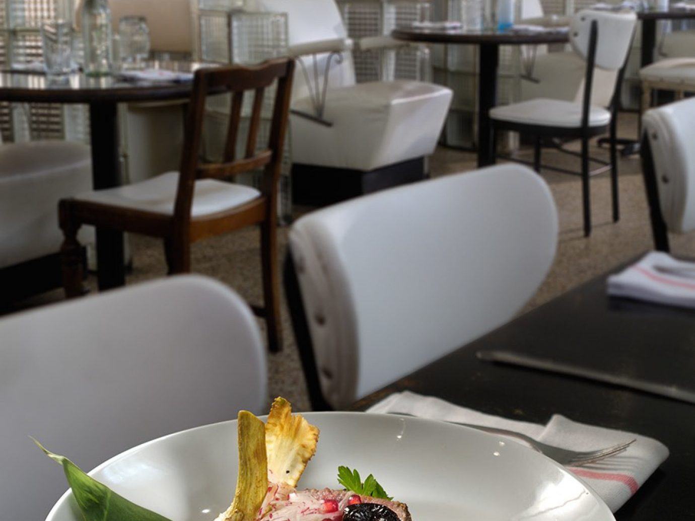 Food + Drink plate table food indoor brunch meal cuisine dish restaurant breakfast dining table