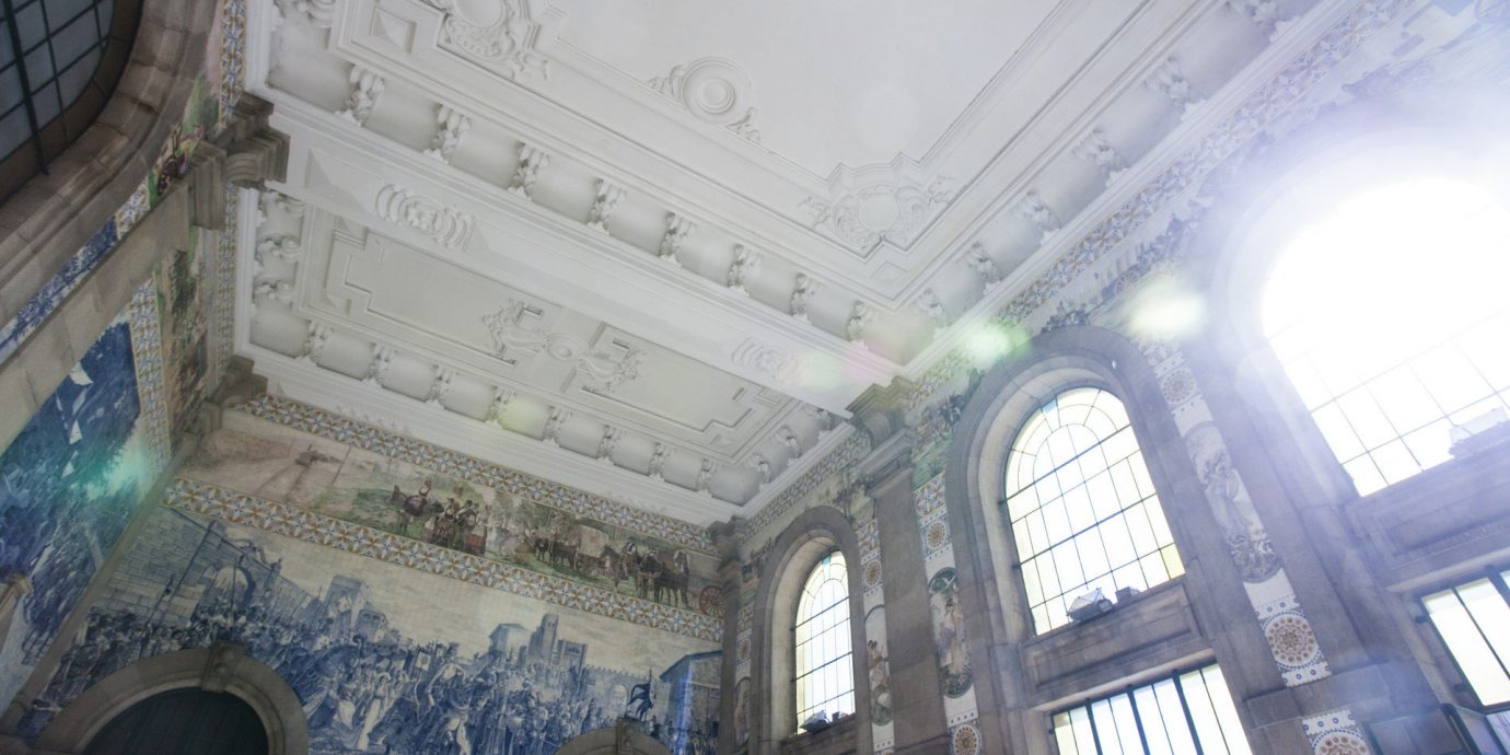 Trip Ideas indoor Architecture facade place of worship ceiling arch tiled