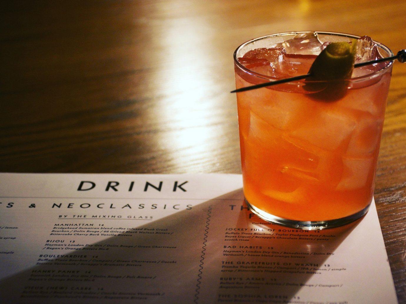 Jetsetter Guides cup table glass Drink alcoholic beverage indoor cocktail distilled beverage beverage liqueur whisky
