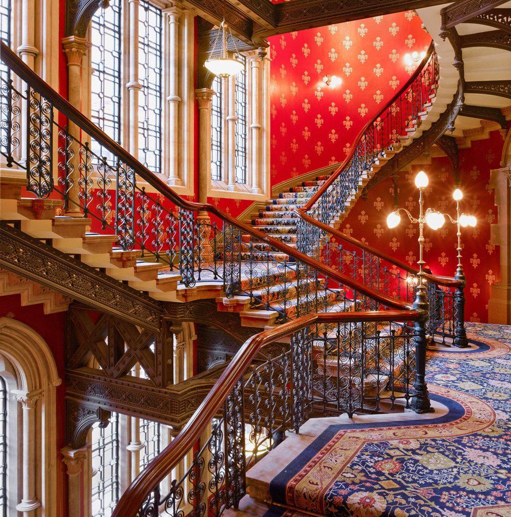 Hotels estate palace interior design