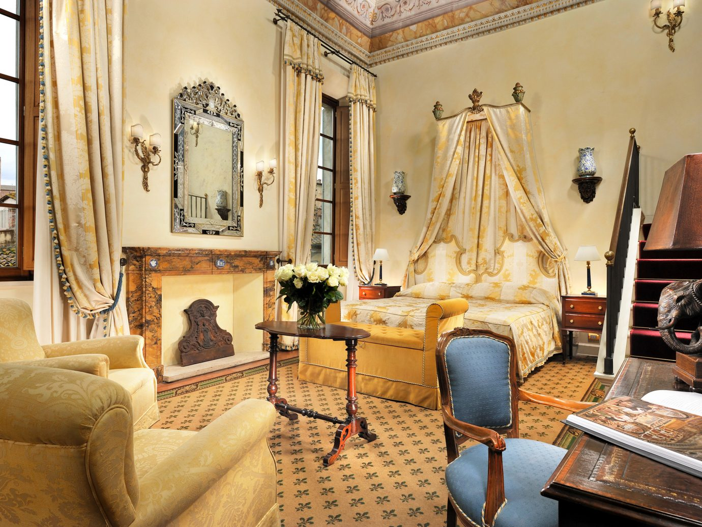 Italy Trip Ideas indoor wall room Living living room property estate home interior design mansion furniture cottage decorated