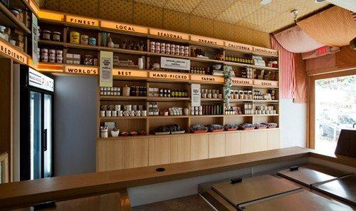 Jetsetter Guides indoor ceiling building retail interior design shelf liquor store area