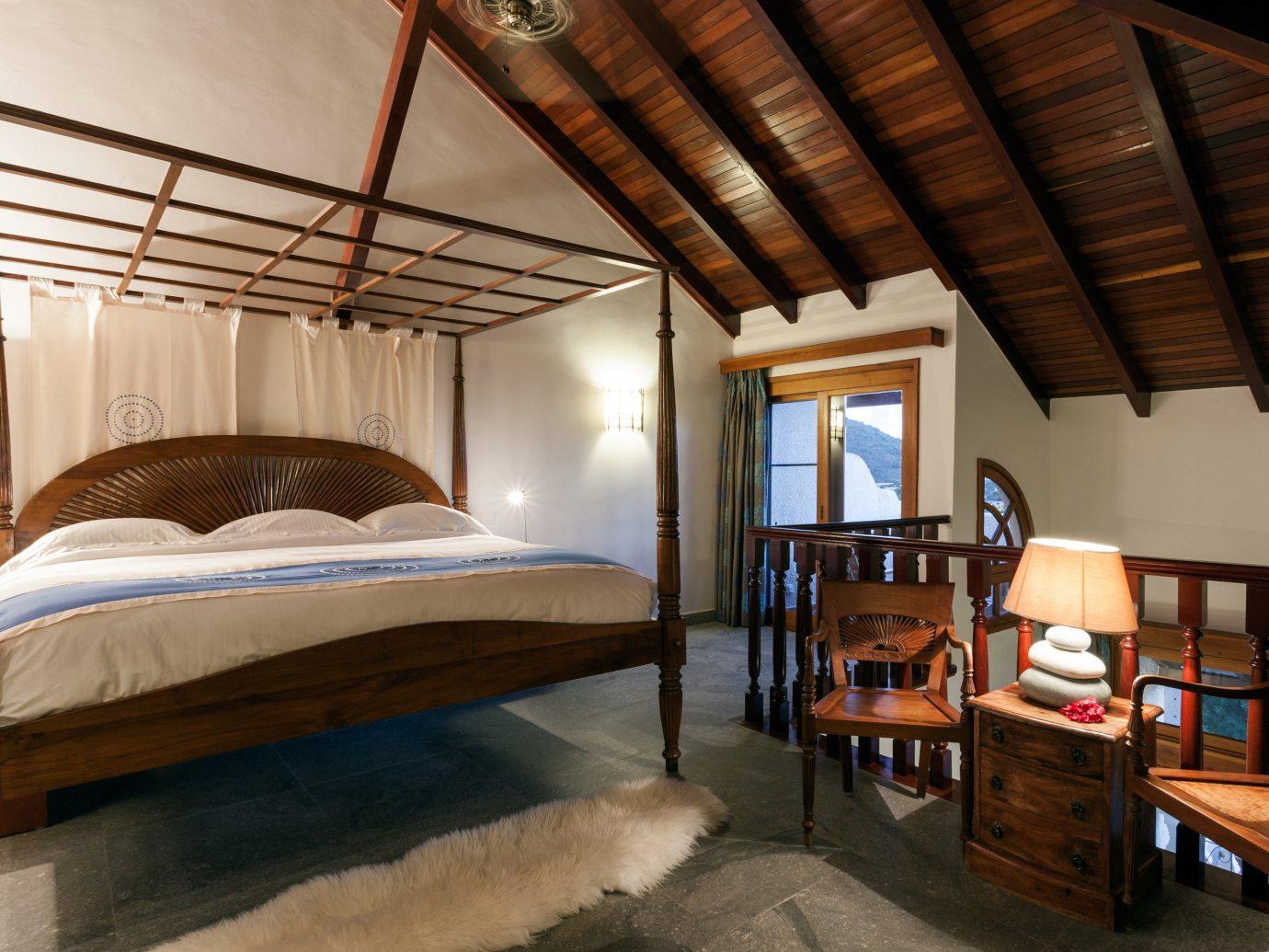 Hotels indoor floor wall room bed chair ceiling Bedroom wooden real estate furniture interior design bed frame estate wood