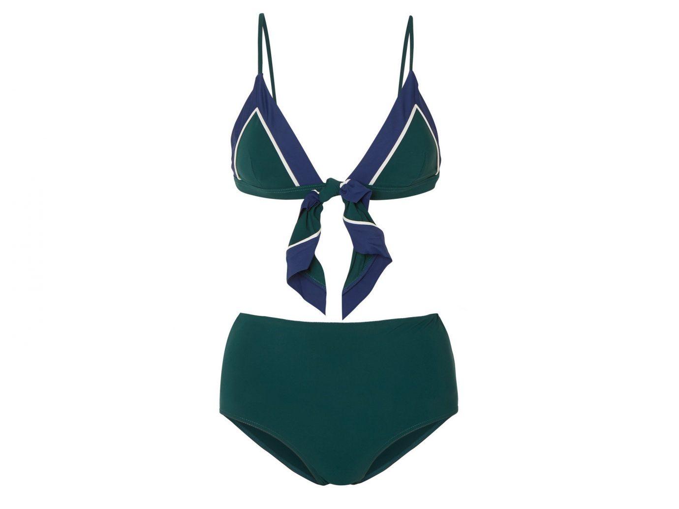 Style + Design Travel Shop swimwear aqua product product design turquoise electric blue neck necktie