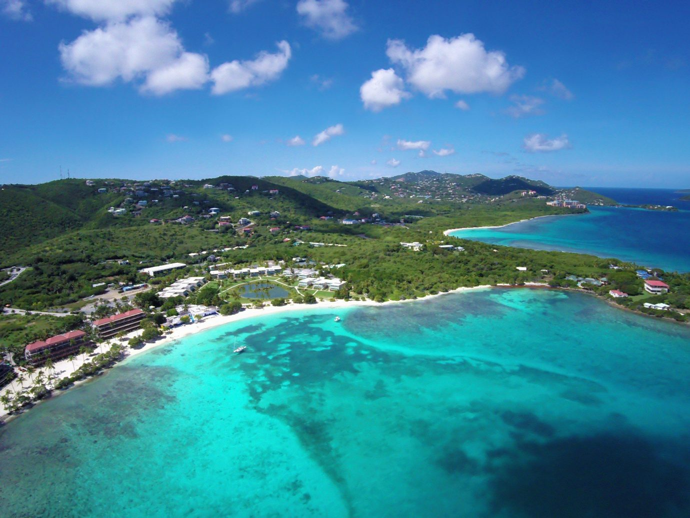 Trip Ideas sky water outdoor Nature geographical feature landform Coast Sea promontory body of water mountain caribbean Ocean Beach bay vacation Island cape archipelago islet Lagoon cove reef overlooking