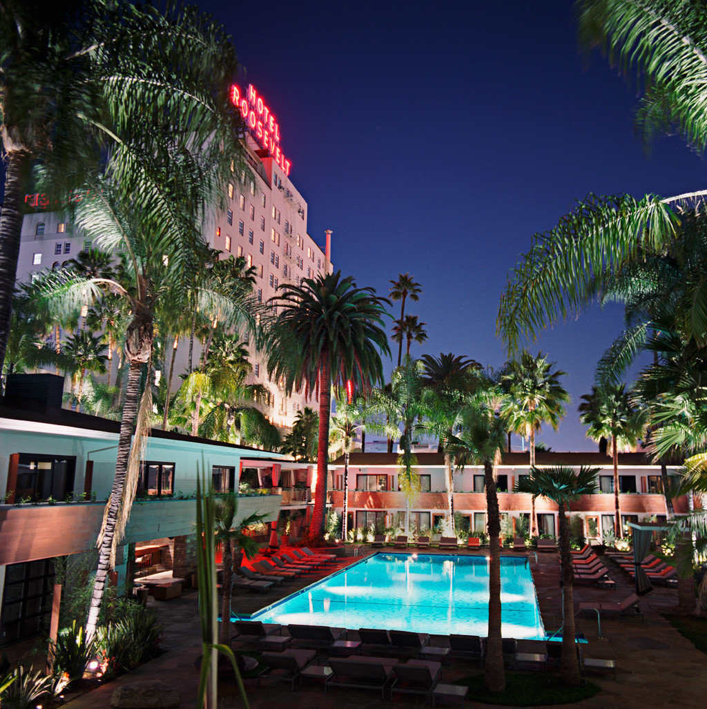 Exterior Historic Hotels Pool Romance tree outdoor leisure Resort swimming pool vacation arecales amusement park estate palm colorful lined day