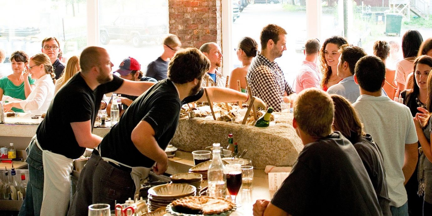 Trip Ideas person indoor people group meal rehearsal dinner lunch dinner crowd