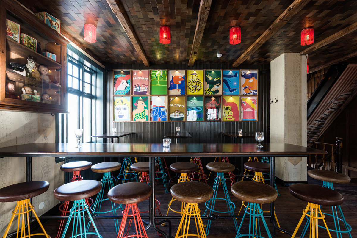 Iceland Trip Ideas floor chair Bar interior design restaurant area