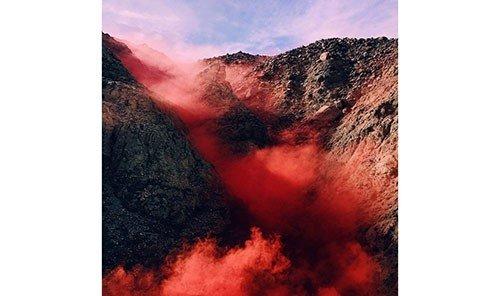 Arts + Culture geological phenomenon mountain Nature colored