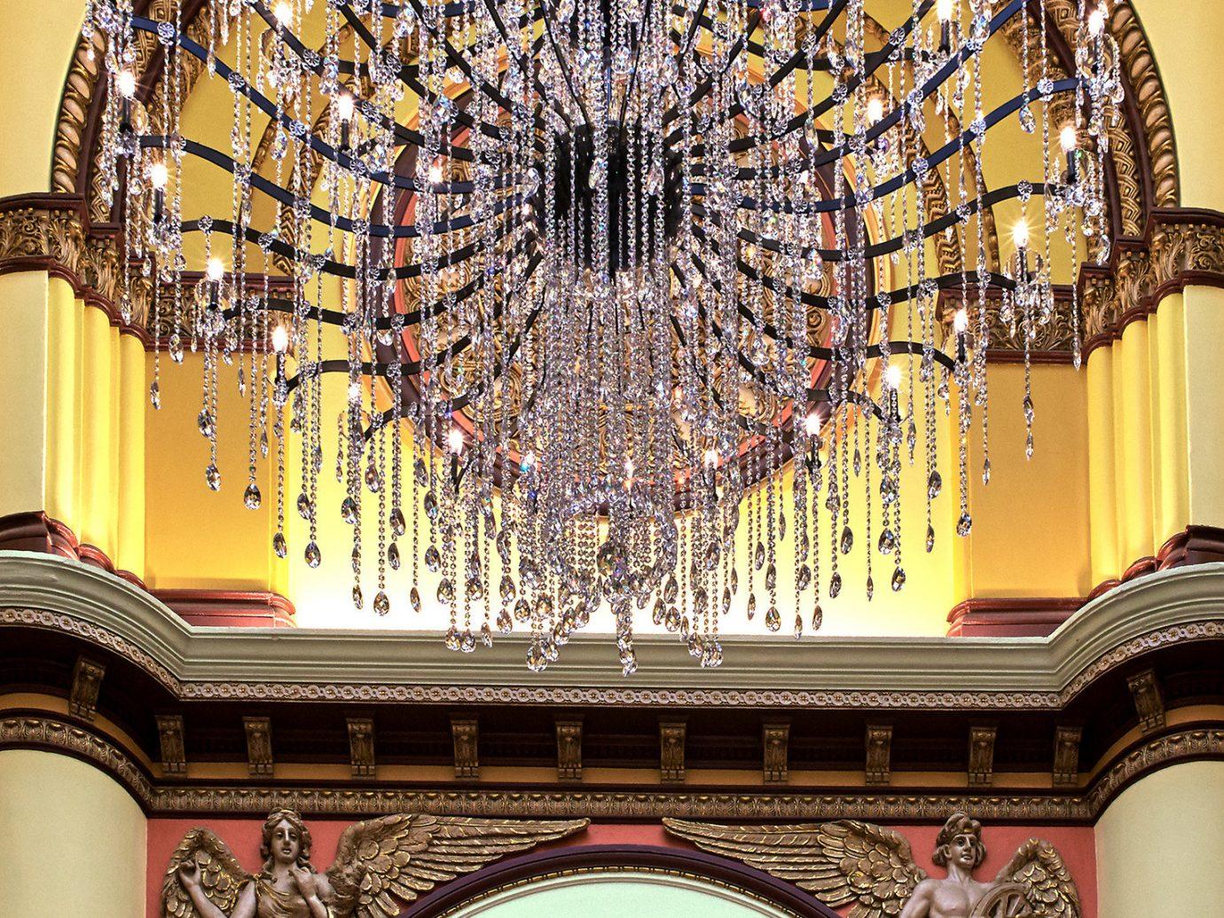 Hotels wall indoor