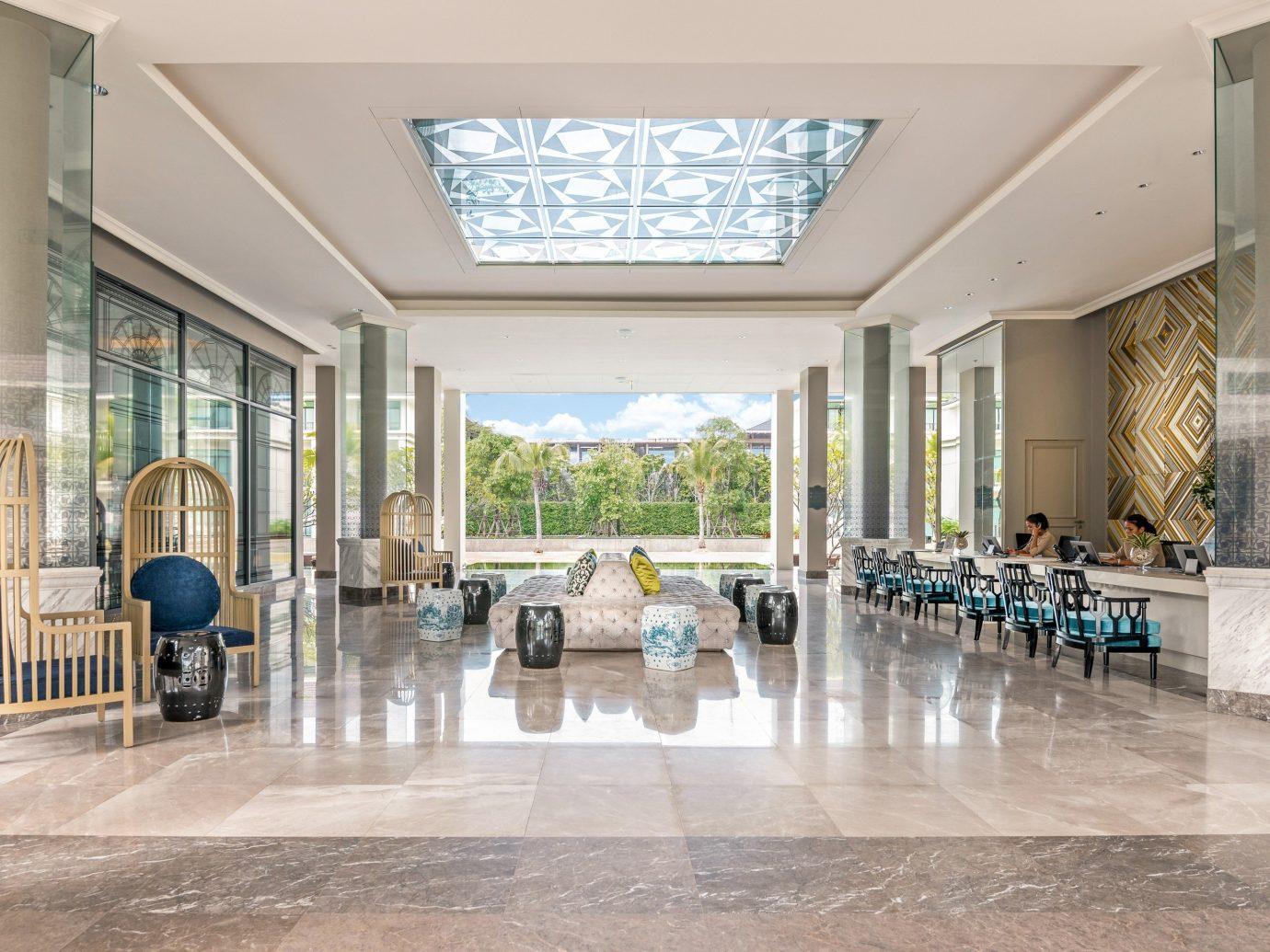 Hotels Romance floor indoor building window Lobby property Living room ceiling estate furniture plaza real estate interior design home headquarters Dining flooring condominium area