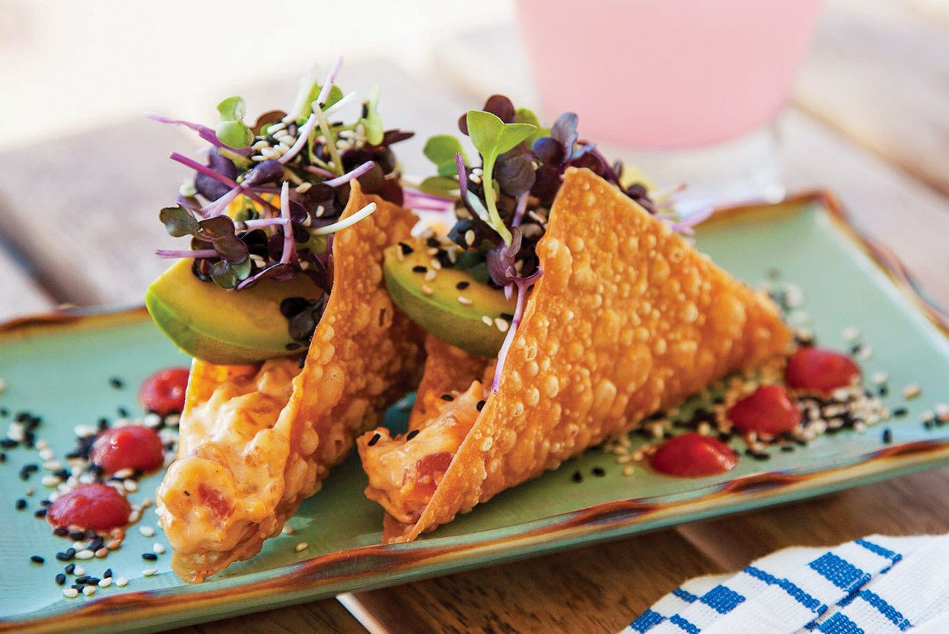 Trip Ideas table food plate dish indoor cuisine vegetarian food appetizer fried food recipe breakfast meal