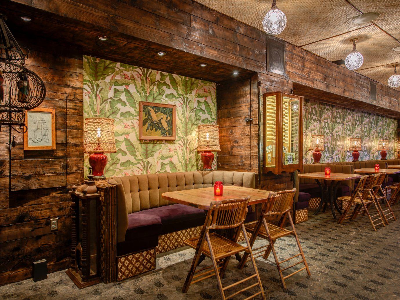 Arts + Culture Hotels Jetsetter Guides shopping Travel Trends Trip Ideas indoor ceiling interior design restaurant tavern table flooring furniture
