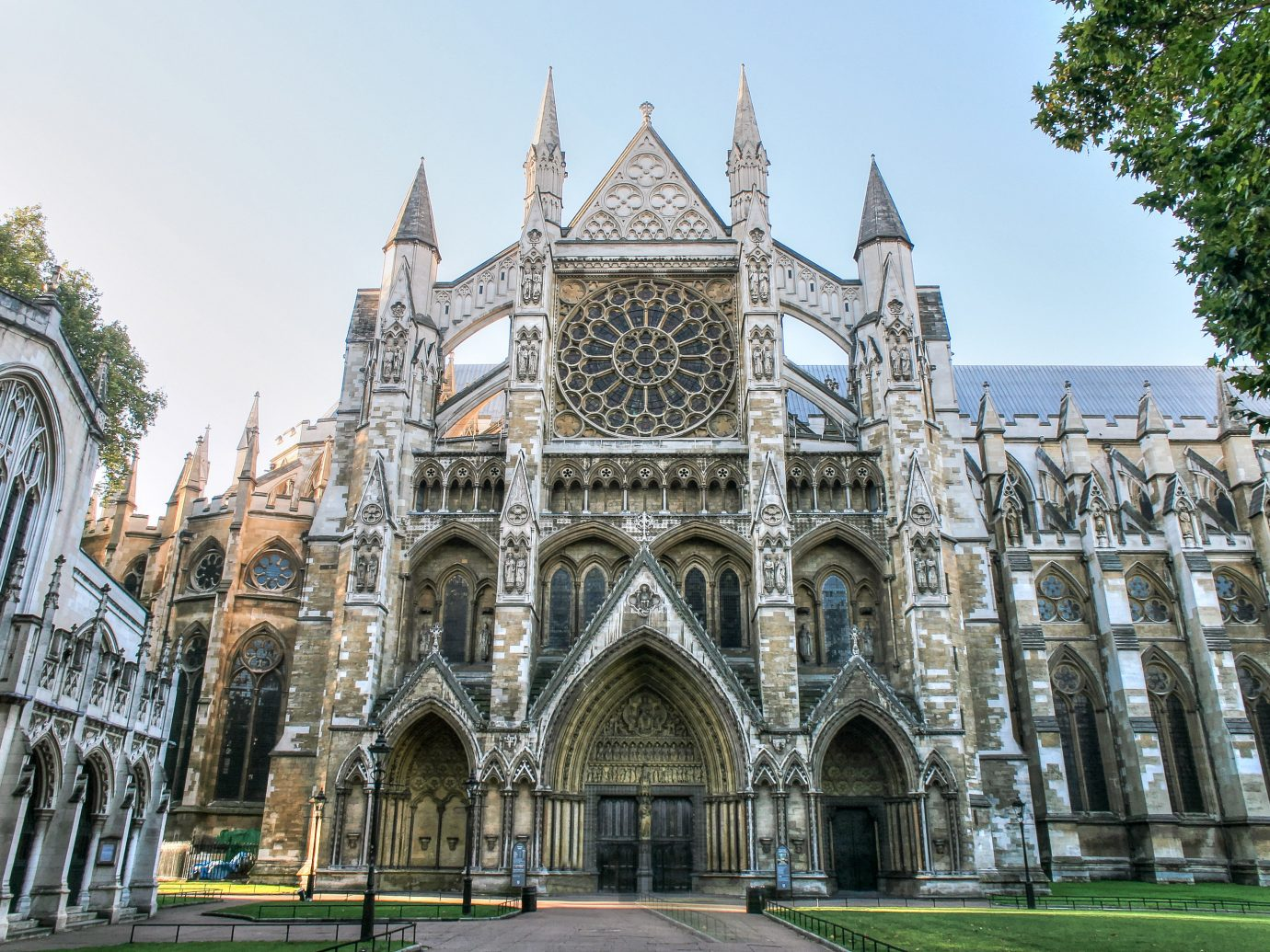 Trip Ideas outdoor sky building place of worship landmark Church Architecture cathedral gothic architecture facade palace old estate stately home stone big