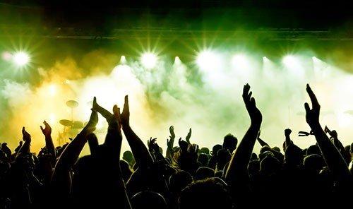 Trip Ideas crowd rock concert sunlight computer wallpaper plant