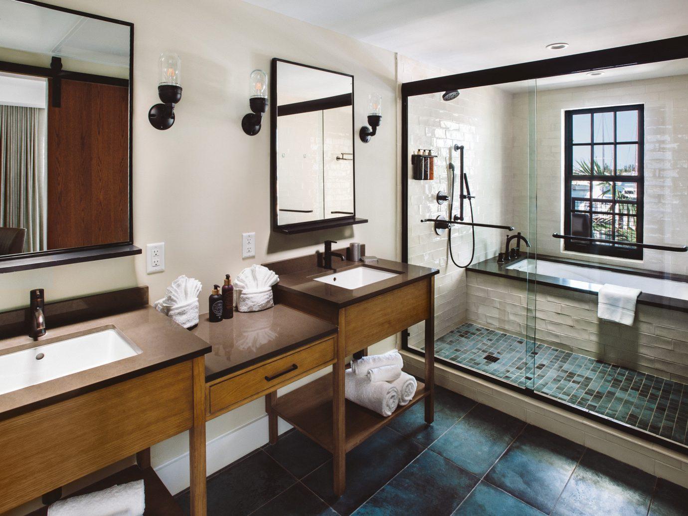 Florida Hotels floor indoor bathroom window room sink counter interior design real estate