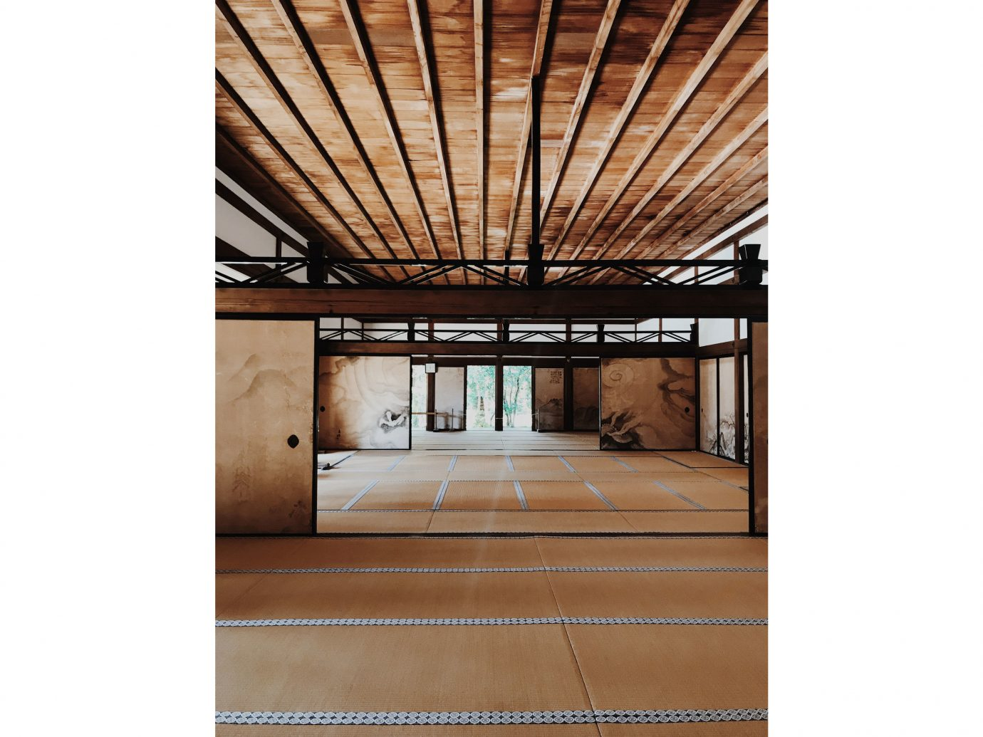 Influencers + Tastemakers Japan Photo Diary Tokyo property structure Architecture daylighting ceiling angle roof floor shade