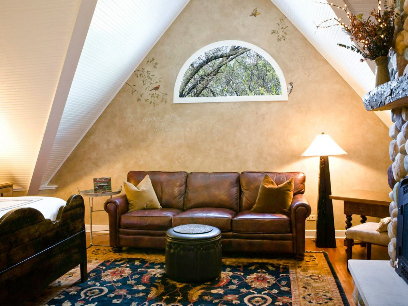 Boutique Hotels Hotels Romantic Getaways Romantic Hotels room indoor interior design living room Living home Suite ceiling estate real estate Lobby window decorated furniture stone