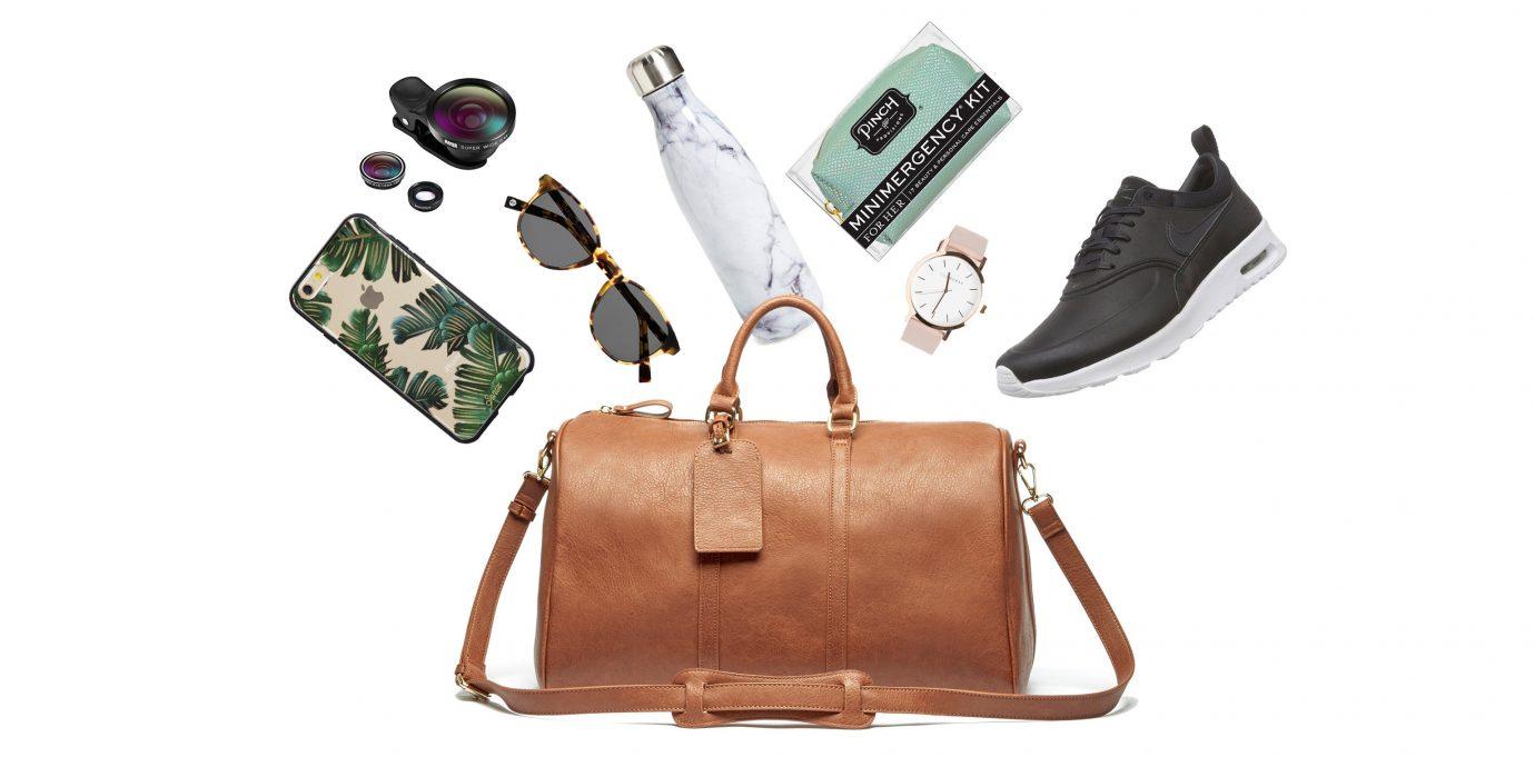 Hotels Style + Design Trip Ideas bag handbag leather brand accessory