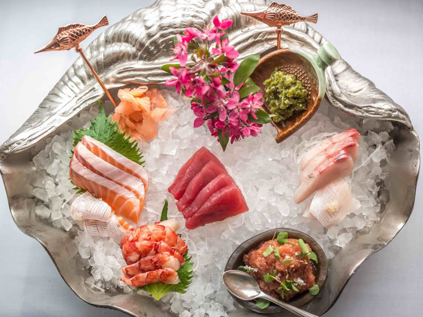 Arts + Culture dish food meal cuisine fish Seafood asian food produce