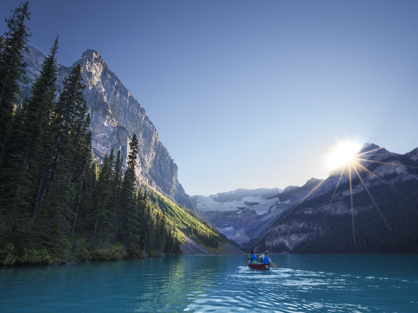 Adventure Trip Ideas outdoor water sky mountain mountainous landforms landform geographical feature Nature Boat wilderness mountain range fjord vehicle Lake boating alps glacial landform reflection surrounded distance