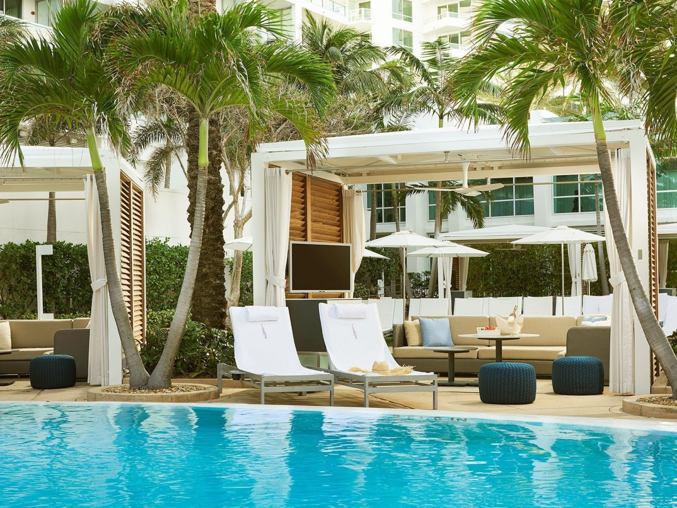Pool at Fontainebleau Miami Beach