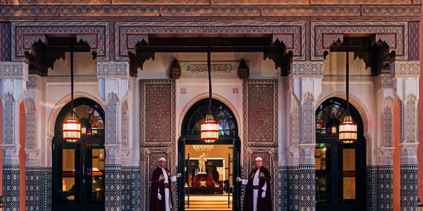 Hotels Luxury Travel Trip Ideas building landmark Architecture facade place of worship palace ancient history synagogue Church arch stone