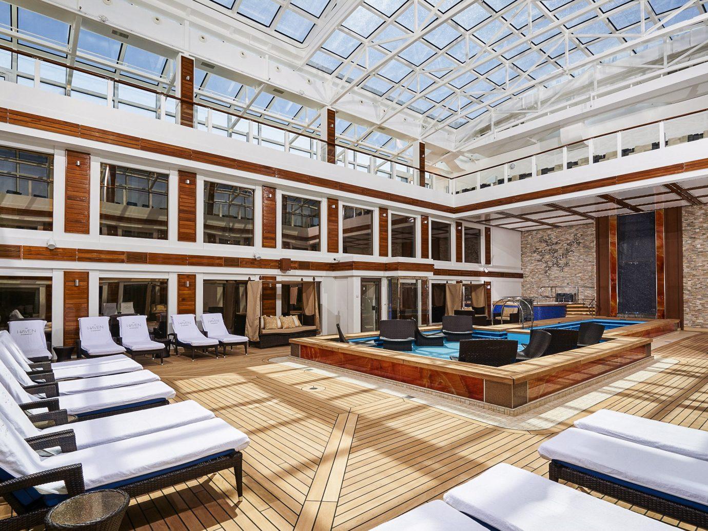 Cruise Travel Luxury Travel Trip Ideas indoor interior design daylighting real estate estate window roof apartment Lobby building furniture