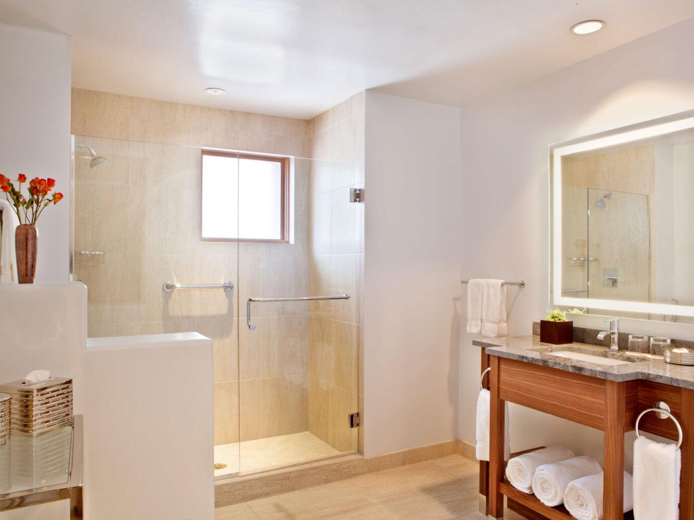 Bathroom the Rosewood Inn Anasazi