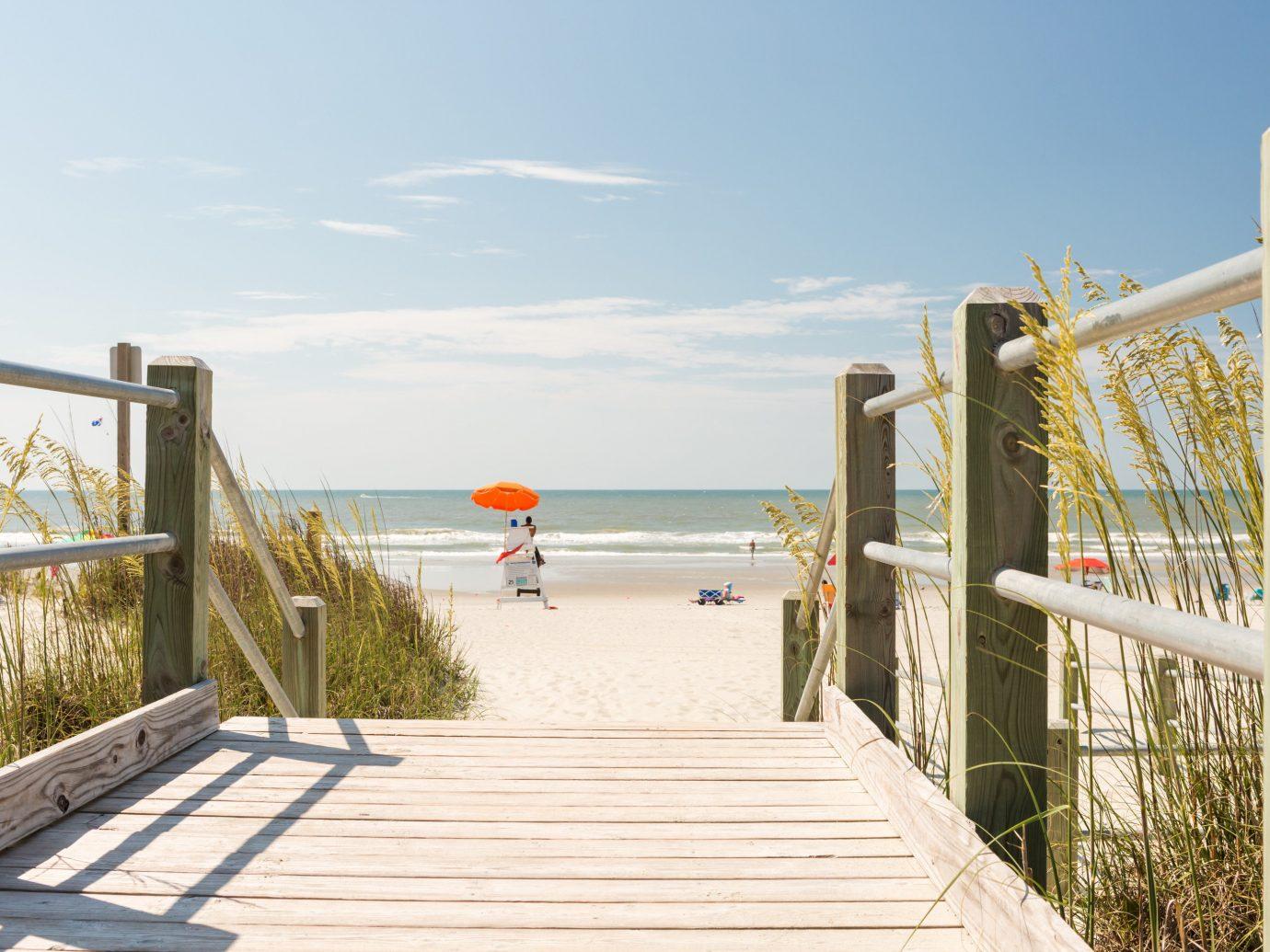 News Trip Ideas sky outdoor walkway building boardwalk vacation Beach estate Sea Deck cottage day