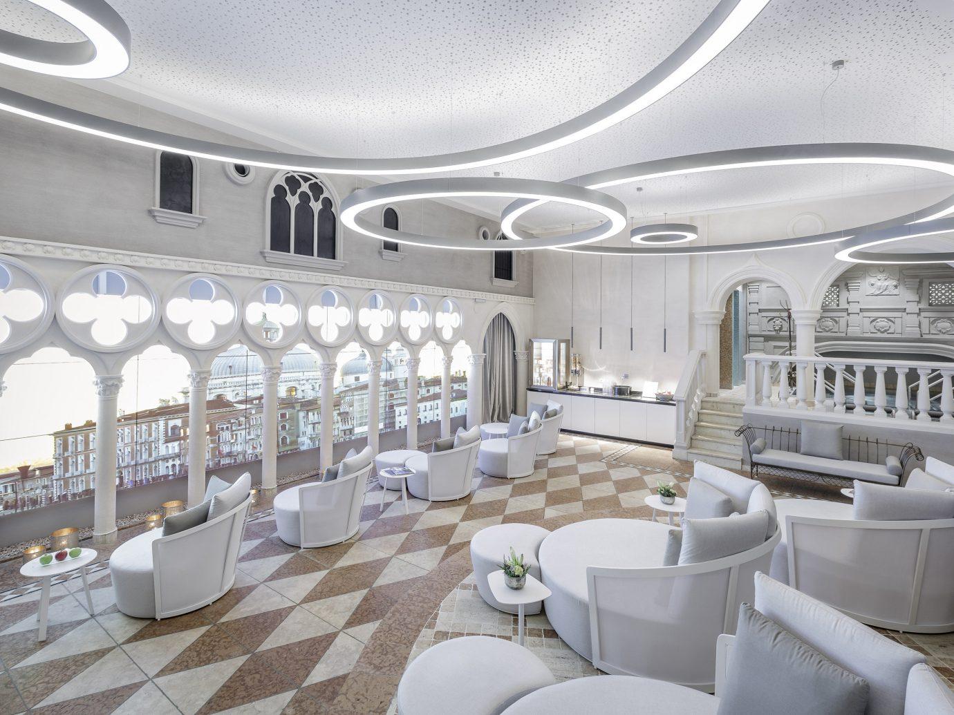Secret Getaways Trip Ideas Winter interior design indoor ceiling function hall real estate Lobby daylighting interior designer