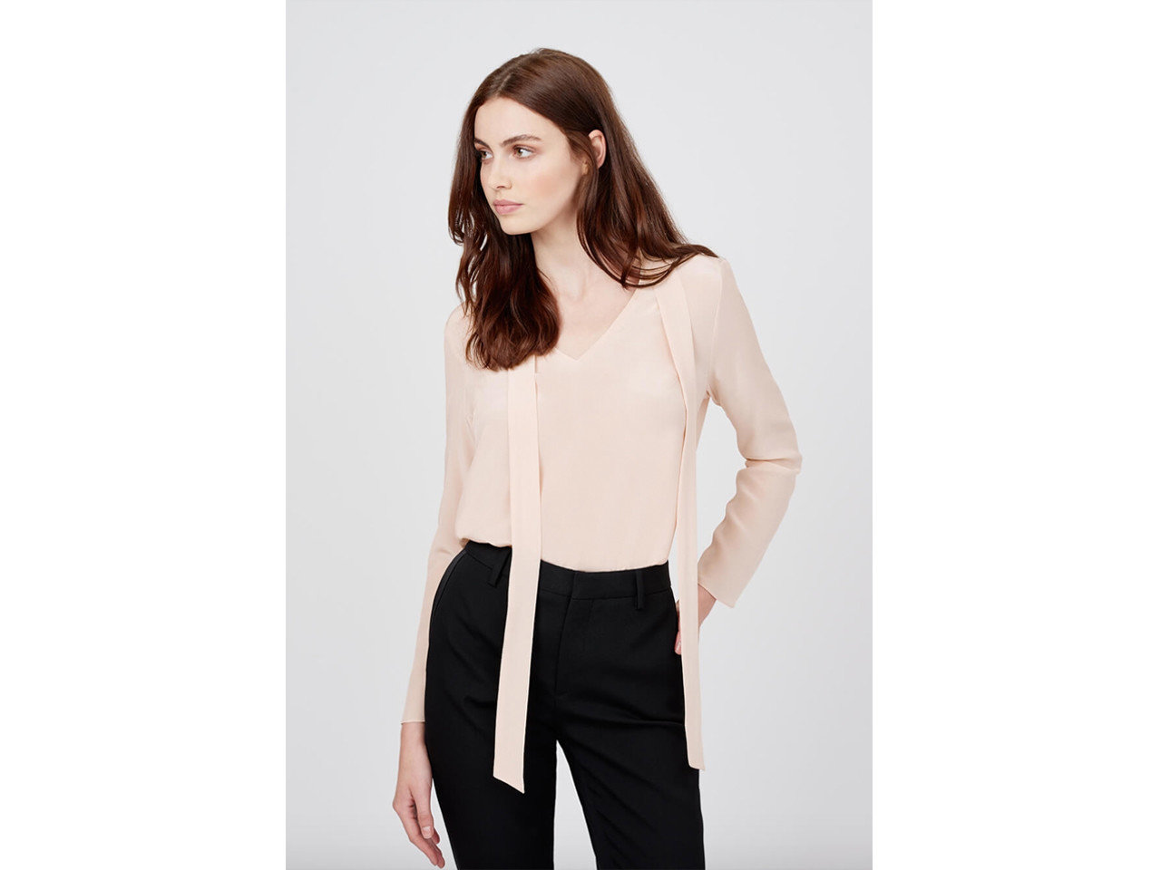 France Style + Design Travel Shop clothing person posing fashion model shoulder standing sleeve neck suit joint waist blouse dressed trouser