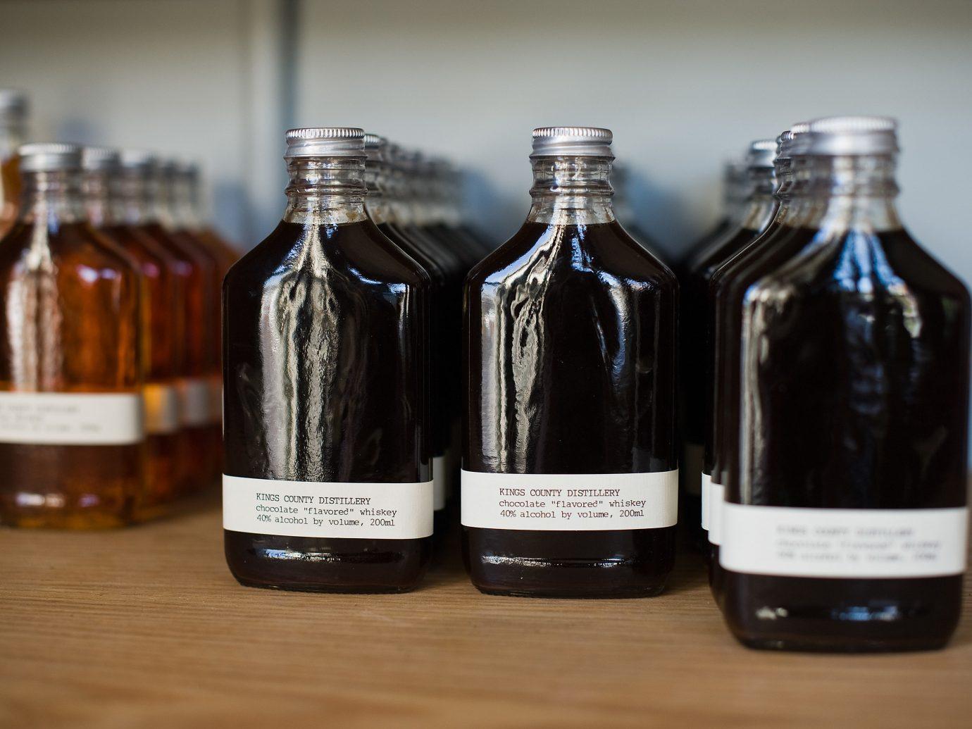Brooklyn Food + Drink liqueur product whisky bottle Drink alcoholic beverage glass bottle drinkware distilled beverage alcohol beverage