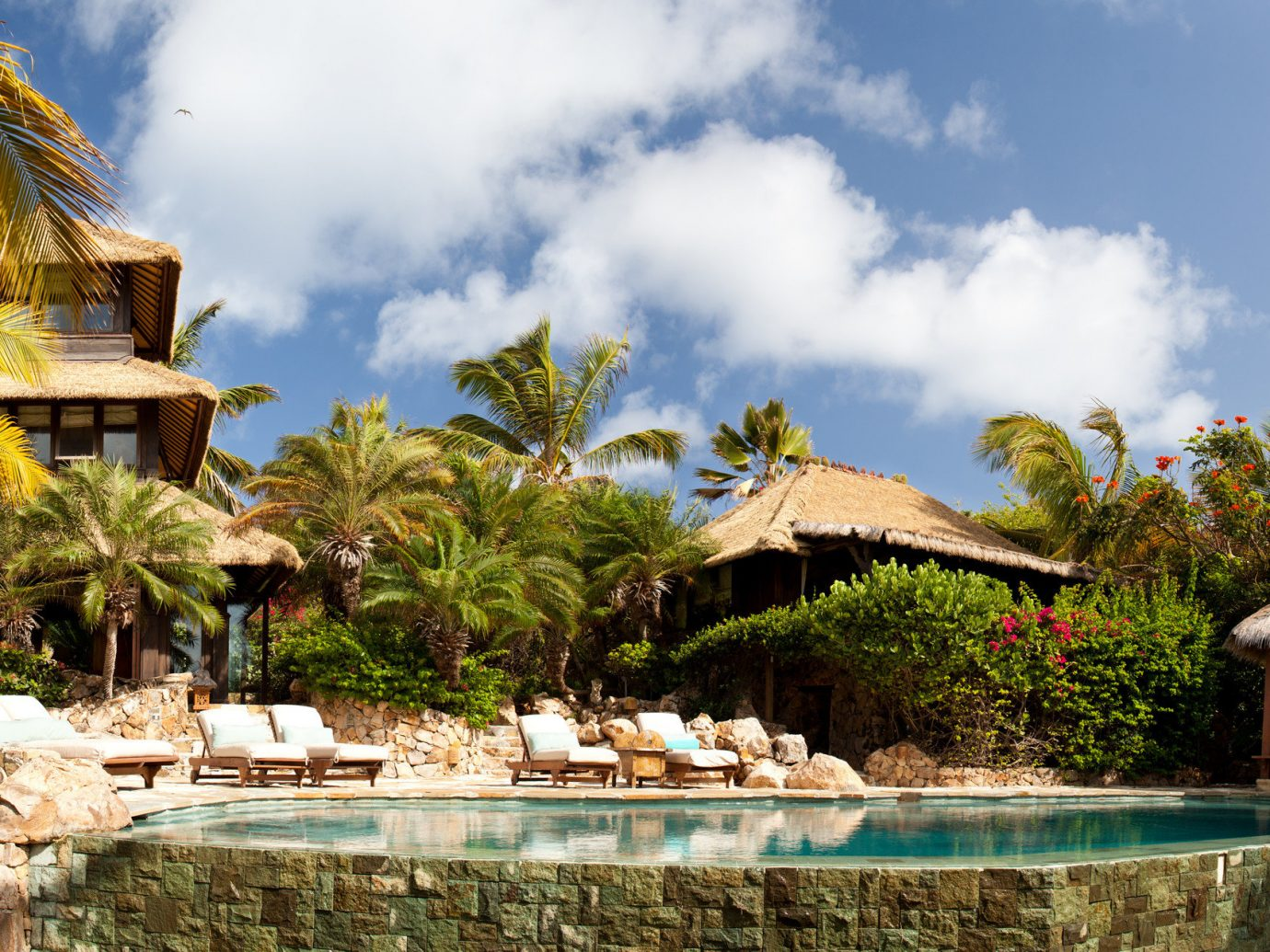 Trip Ideas outdoor tree sky estate Resort vacation arecales tourism tropics Village Jungle flower palm plant area Garden