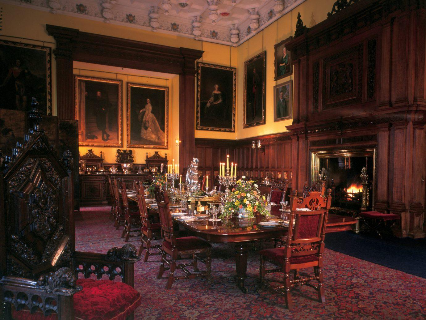 Landmarks Offbeat indoor function hall interior design Lobby restaurant dining room ballroom furniture