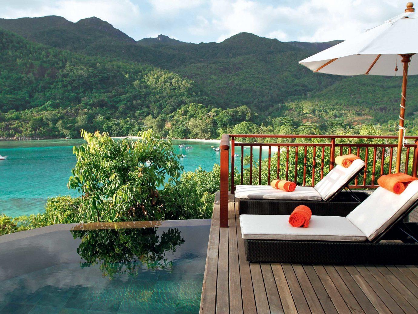 Trip Ideas mountain outdoor leisure swimming pool vacation Resort estate Villa Deck