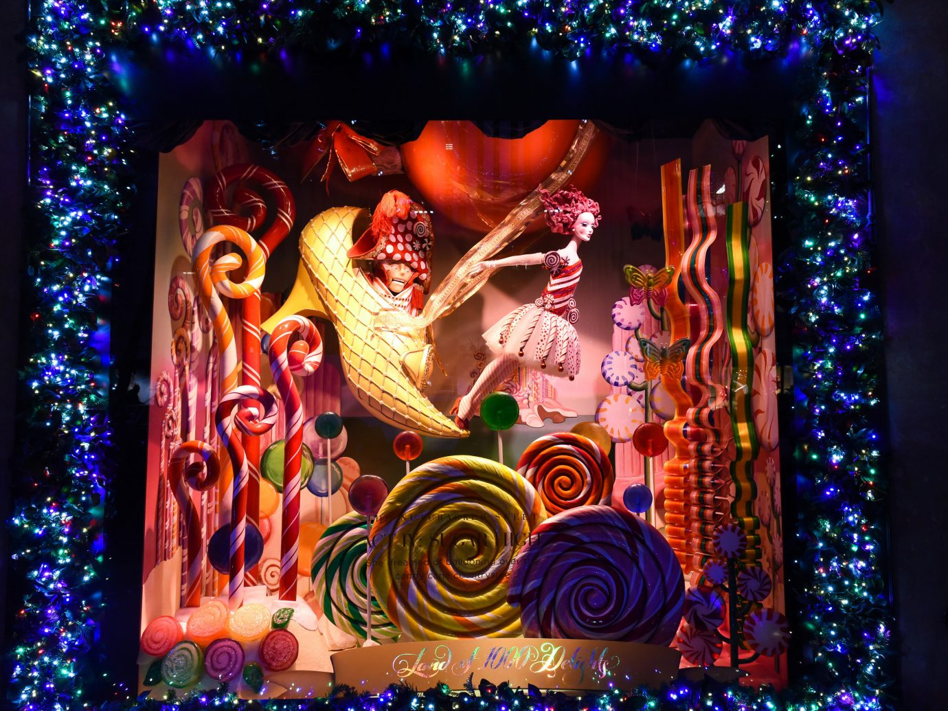 Trip Ideas christmas lights decorated christmas decoration psychedelic art Christmas colored