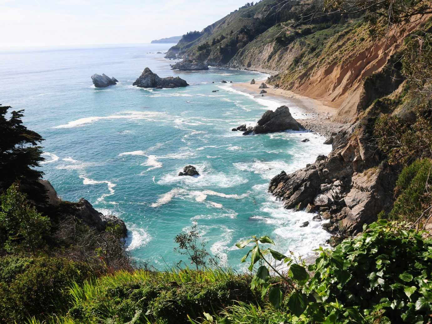 Solo Travel Trip Ideas outdoor water Nature Coast rock landform geographical feature mountain body of water Sea shore cliff Ocean bay Beach terrain cove cape fjord hillside surrounded Island