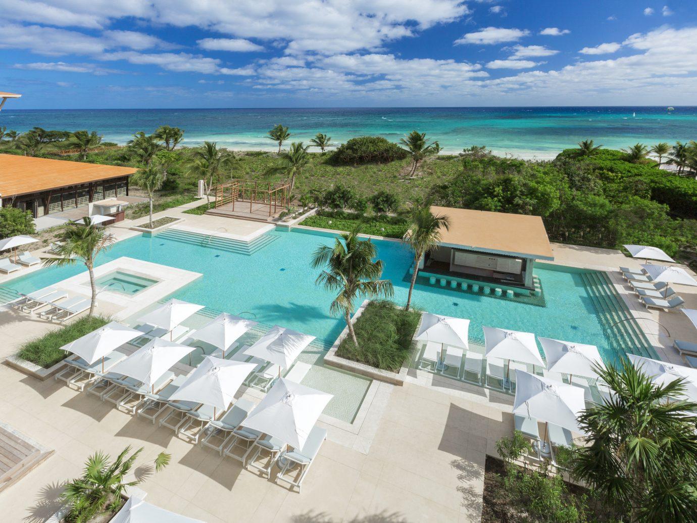 Hotels outdoor property leisure condominium Resort swimming pool estate vacation Villa real estate Nature caribbean mansion Deck shore Island