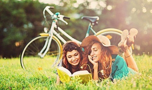 Trip Ideas grass outdoor people person meadow lawn Romance flower