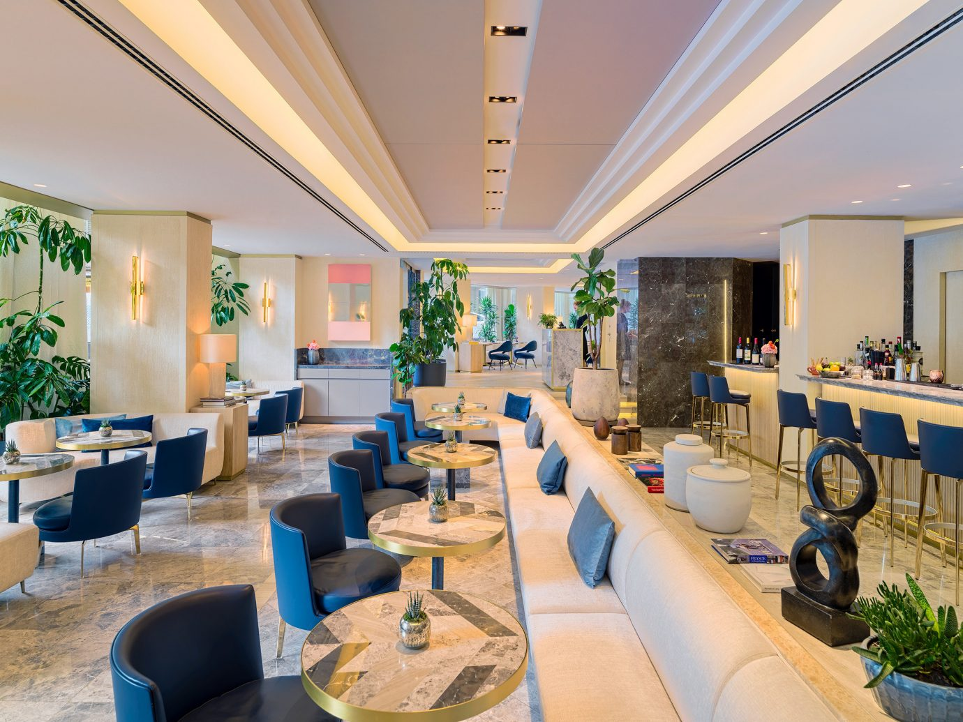 Barcelona Hotels Spain indoor Living floor window room furniture ceiling interior design Lobby restaurant decorated area
