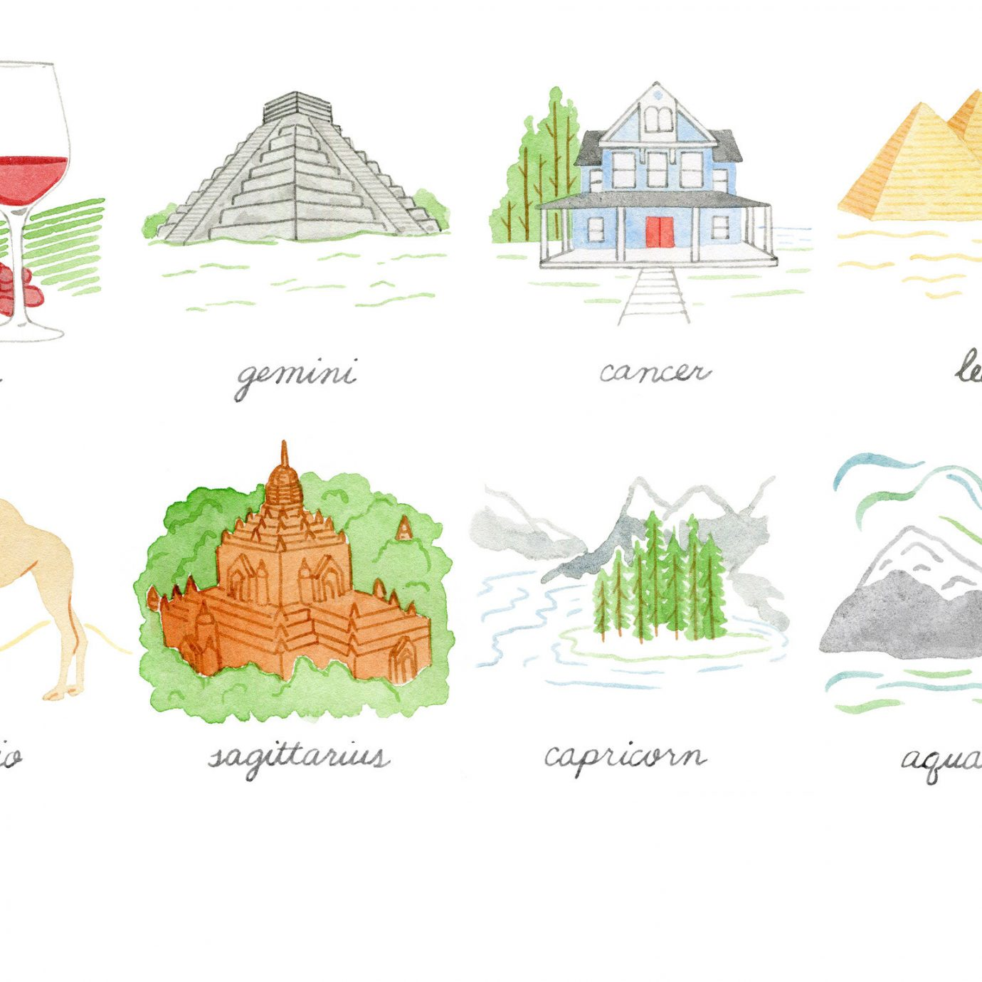 Style + Design text map cartoon product Play brand illustration