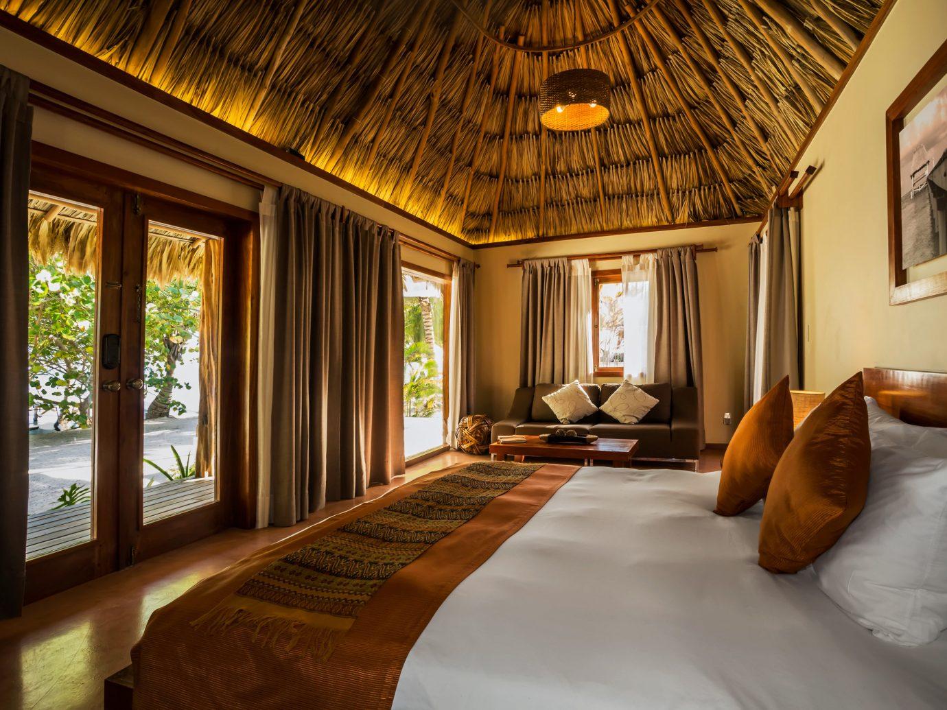 Bedroom At El Secreto In Belize