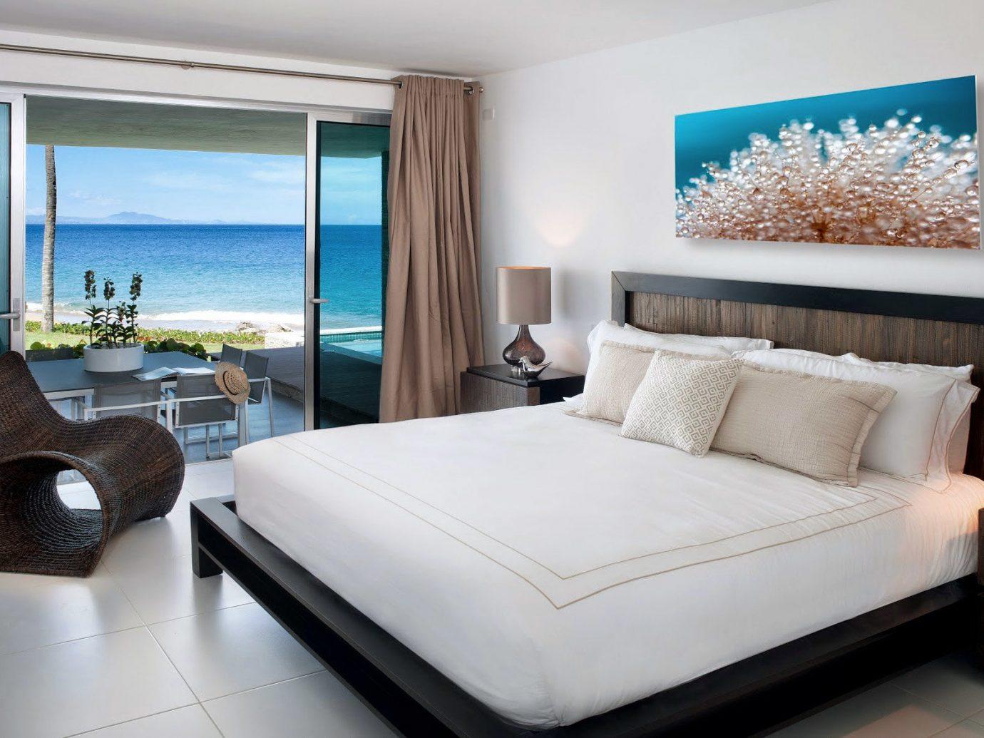Bedroom At The Gansevoort Luxury Hotel Playa Imbert