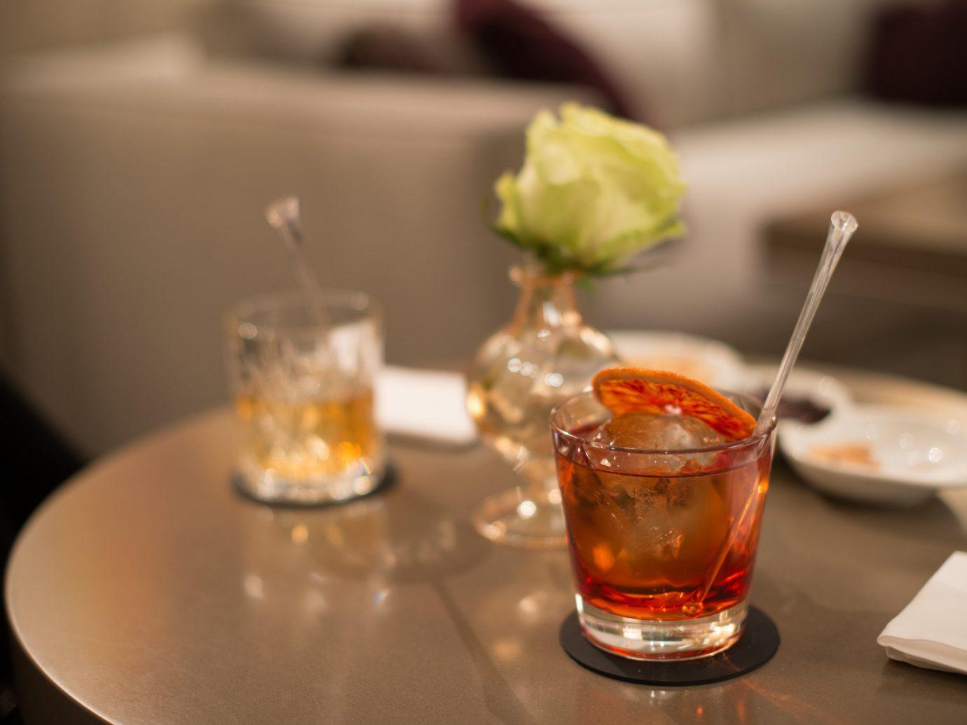 Food + Drink table indoor Drink restaurant meal lighting dinner distilled beverage brunch sense